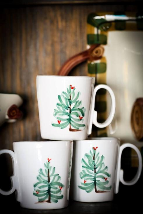 Vietri mug