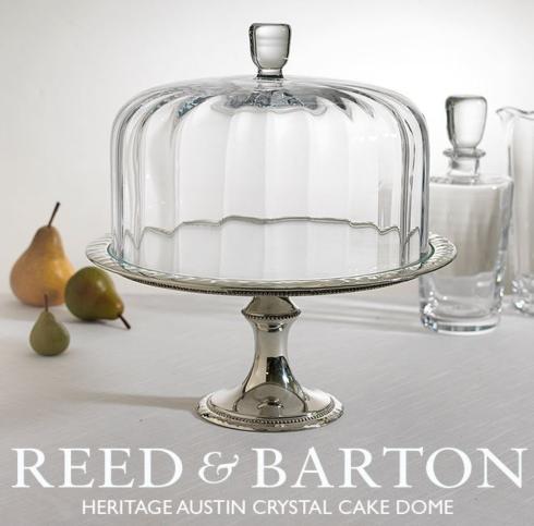 Reed & Barton crystal