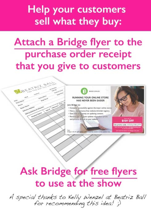 Buy brochure idea