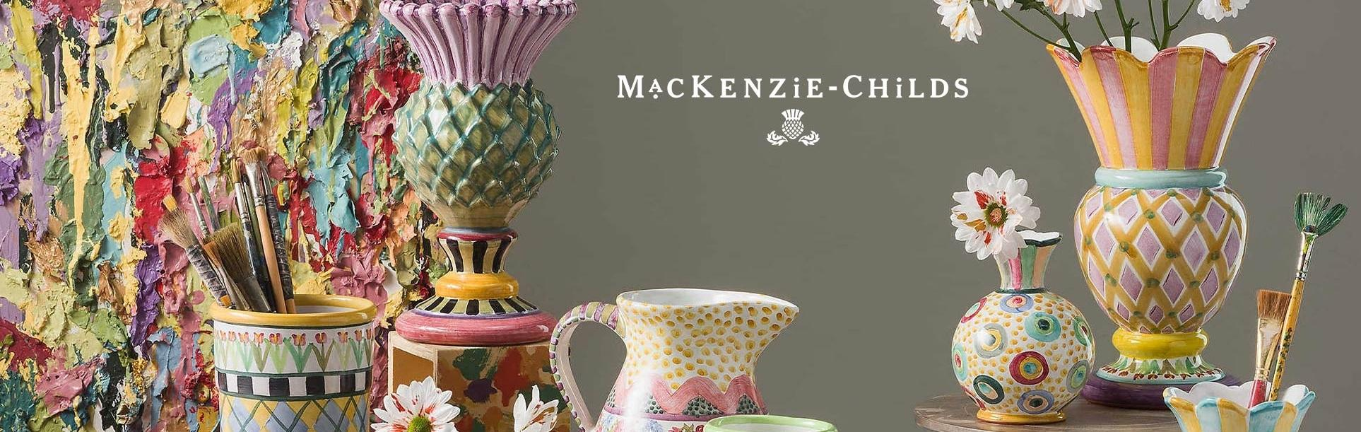 MacKenzie-Childs lifestyle products slide 5