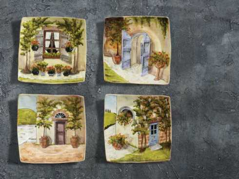 Toscana collection with 8 products