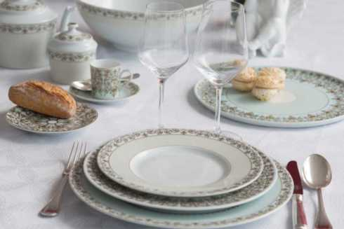Tuileries white collection with 12 products