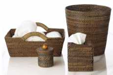Handwoven Tote Basket collection image