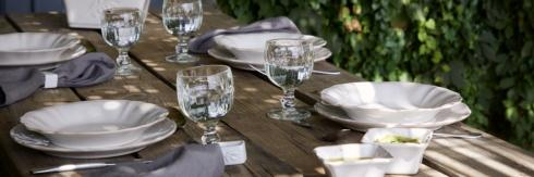 Alentejo - White collection with 24 products