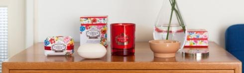 Blooming Garden collection with 10 products