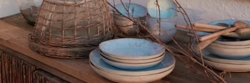 Eivissa - Sea Blue collection with 13 products
