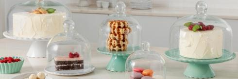 Glass Domes collection with 4 products