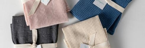 Kitchen Towels - Osteria collection with 4 products