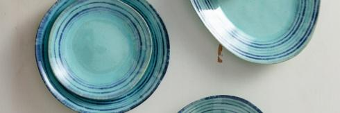 Nantucket - Aqua collection with 6 products