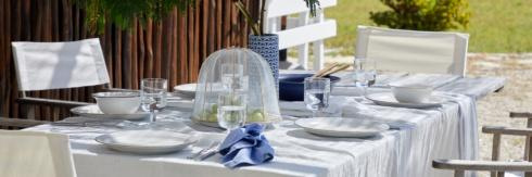 Positano - White collection with 8 products