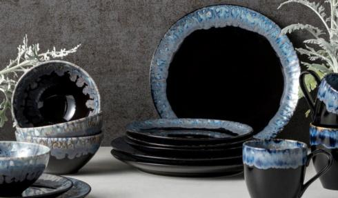 Taormina - Midnight Black collection with 7 products