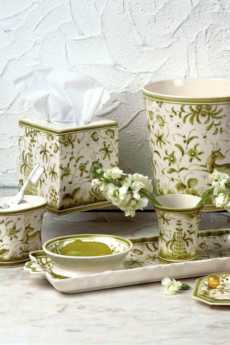 Bath Collection - 17th Century Green