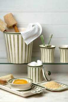 Bath Collection - Costa Nova Green