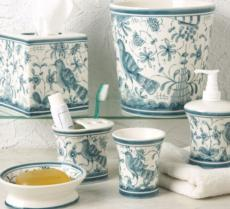 Blue Bath - 17th Century Teal collection