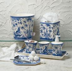 Blue Bath - 17th Century Blue collection