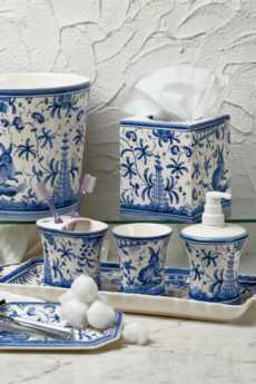 Casafina  Bath Collection - 17th Century Blue