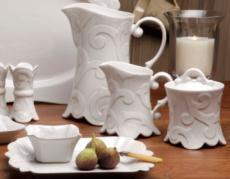 Arabesque - White collection