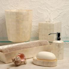 Organic Bath - Pearl Capiz collection