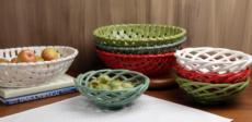 Ceramic Baskets collection