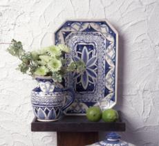 Alentejo - Indigo collection