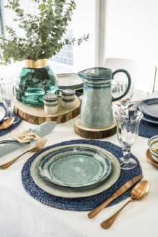 Sausalito - Green collection with 22 products
