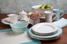 Villa Royale - Robin's Egg Blue collection