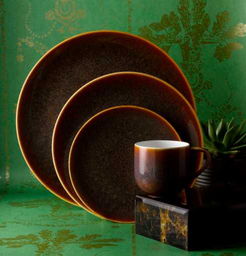 Art Glaze - Flamed Caramel collection with 27 products