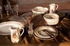 Gien Sologne Breakfast Cup