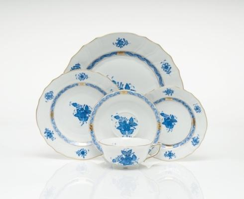 Chinese Bouquet Blue collection with 110 products