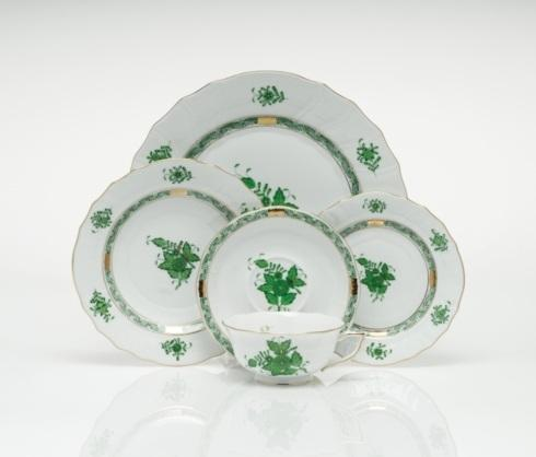 Chinese Bouquet Green collection with 104 products