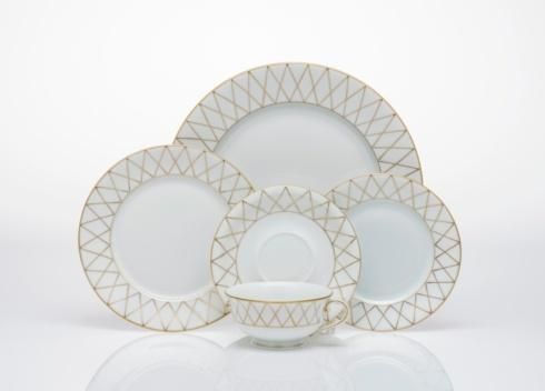 Golden Trellis collection with 5 products
