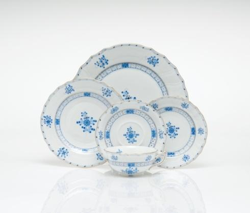Blue Garden collection with 5 products