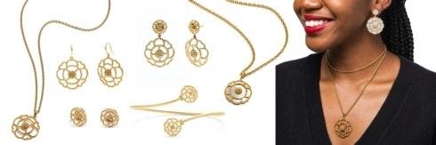 Capucine collection with 10 products