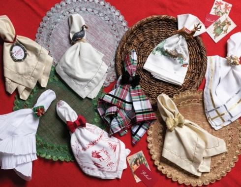 Holiday Table Accessories collection with 8 products