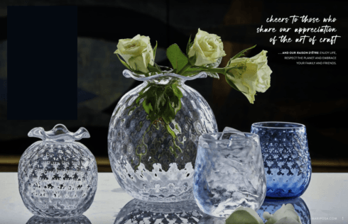 Vases collection with 2 products