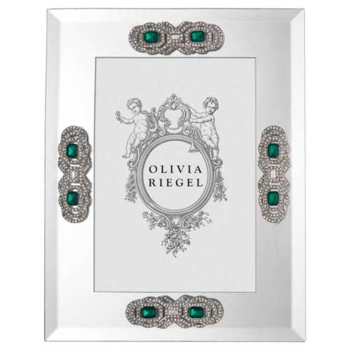 Emerald Deco Mirror collection with 3 products