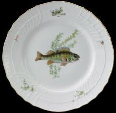 Dinner Plate #1 - Perch <br>(1 in Stock)