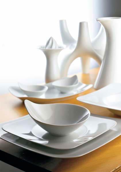 rosenthal free spirit white products. Black Bedroom Furniture Sets. Home Design Ideas