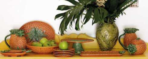 Pineapple collection with 16 products