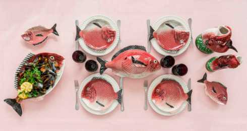 Fishes collection with 7 products