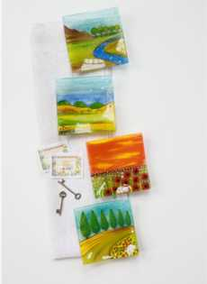 Glass Votives collection with 3 products