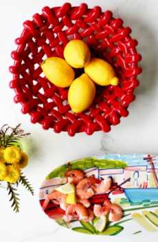 Woven Baskets collection with 6 products