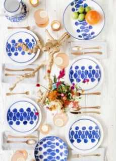 Viva Santorini Fish collection with 9 products