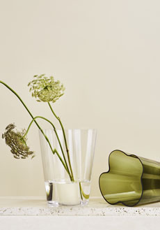 Aalto collection with 25 products
