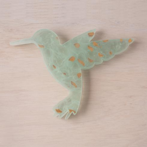 "$97.00 12 ½ x 10"" hummingbird"