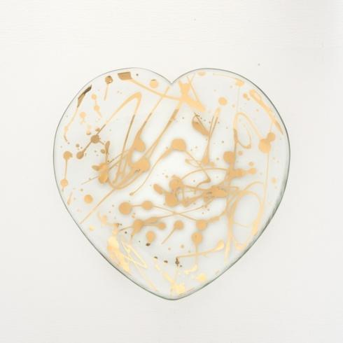 "$88.00 7"" Jaxson heart plate"