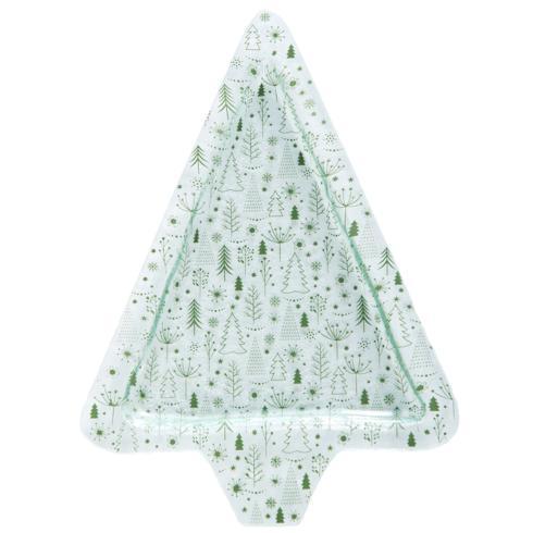"""$72.00 11 1/2 x 8"""" nordic tree small tray"""