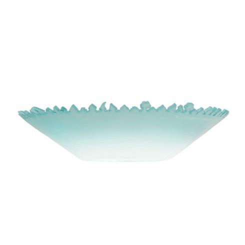 "$315.00 13"" Storybook Village medium bowl"