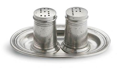 $155.00 Small Salt & Pepper with Tray