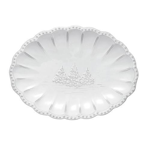 $86.00 Small Oval Platter
